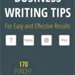Business Writing Tips - Robert Bullard